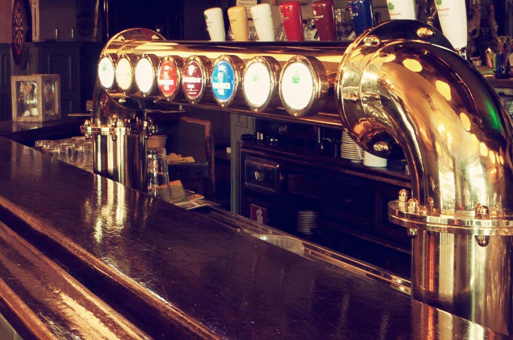 tap-bierkaart