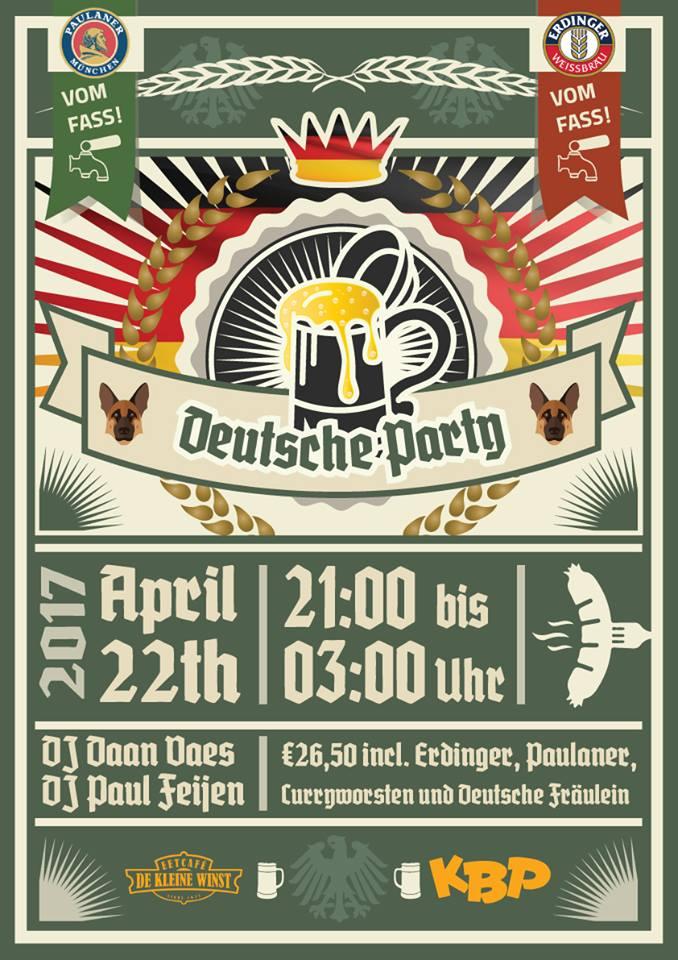 Partisan Deutsch