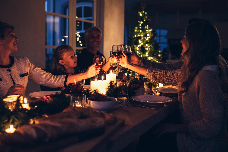Kerstmenu 'De Kleine Winst' voor thuis
